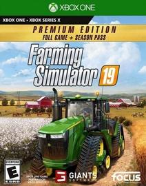 Farming Simulator 19 Premium Edition Xbox Series X