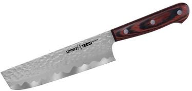 Samura Kaiju Kitchen Nakiri Knife 16.7cm