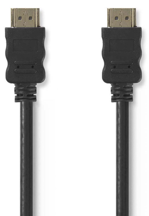 Nedis High Speed HDMI Cable w/ Ethernet 15m Black