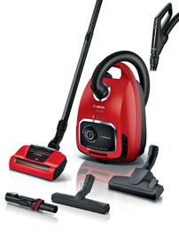 Dulkių siurblys Bosch BGL6PET1 Red
