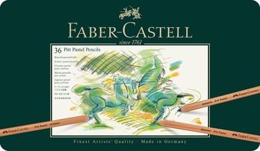 Цветные карандаши Faber Castell Pitt Pastel, 36 шт.