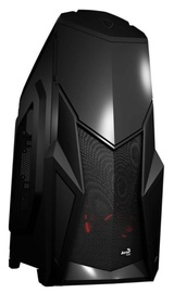 Aerocool Cruisestar Advance Midi-Tower Black