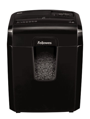 Уничтожитель бумаг Fellowes Powershred 8Mc Micro-Cut, 3 x 10 mm