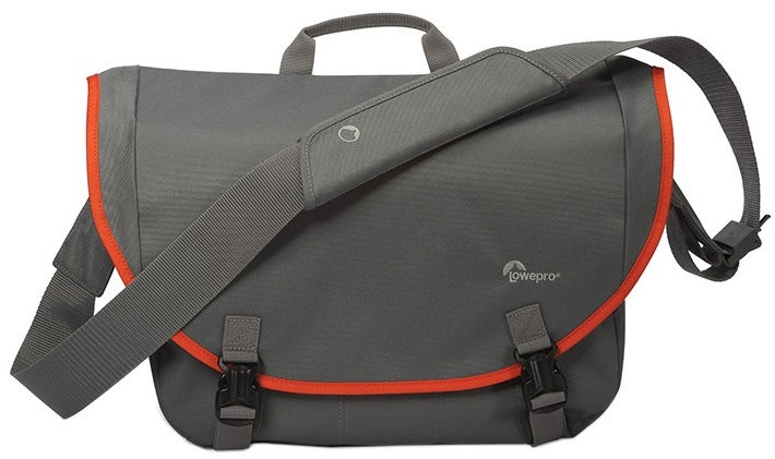 LowePro Passport Messenger Universal DSLR Camera Shoulder Bag Grey
