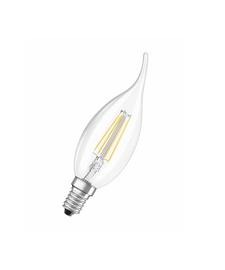 LED lamp Osram BA11, 4W, E14, 2700K, 470lm
