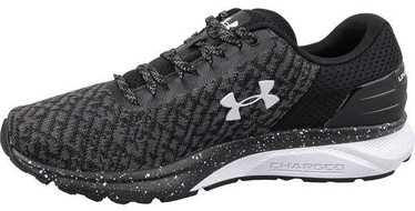 Under Armour Charged Escape 2 3020333-002 Mens 40.5 Black/White