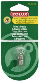 Zolux Address Holder Chrome