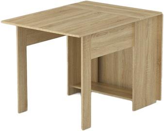 Kompanit Knizhka-1 Dining Table Sonoma Oak