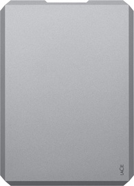 LaCie Mobile Drive 4TB USB 3.1 Space Gray