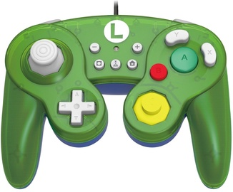 Hori Battle Pad GameCube Style Luigi