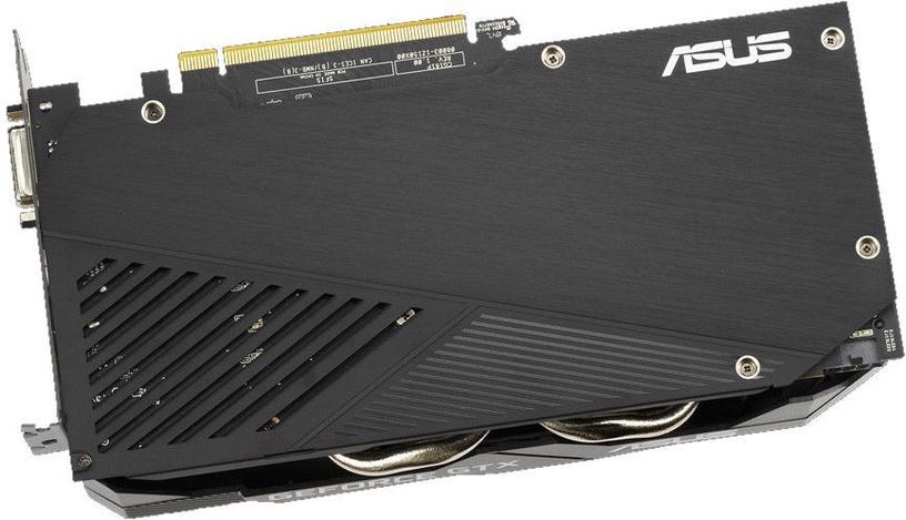 Asus Dual GeForce GTX 1660 Advanced Edition 6GB GDDR5 PCIE DUAL-GTX1660-A6G-EVO