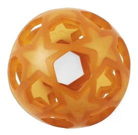 Hevea Star Ball Teether Natural