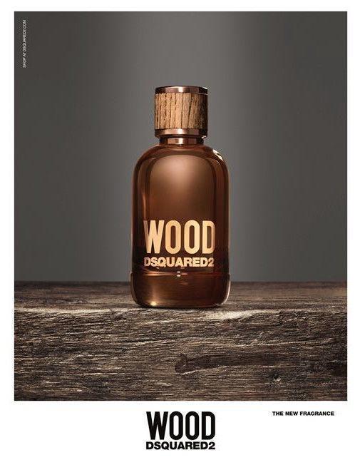 Набор для мужчин Dsquared2 Wood Pour Homme Gift Set 3pcs 150 ml EDT