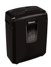 Уничтожитель бумаг Fellowes Powershred 8Mc Micro-Cut, 3 x 10 mm