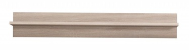Seinariiul Jurek Meble Cezar REG26, tamm, 130x20x20 cm
