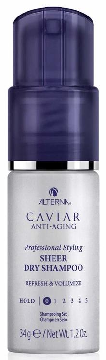 Sausas šampūnas Alterna Caviar Sheer New Design, 34 g