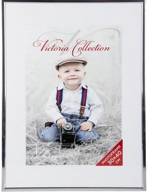 Victoria Collection Photo Frame Aluminium 30x40cm White