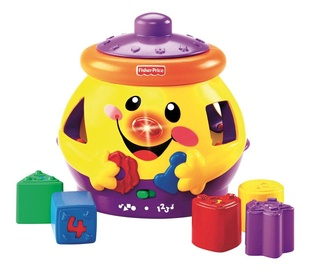 Žaislas Fisher Price Laugh & Learn Cookie Shape Surprise K2831, 6 mėn.