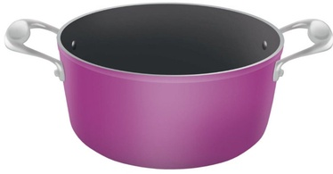 Lamart Ceramic Pot 22cm Violet/Black