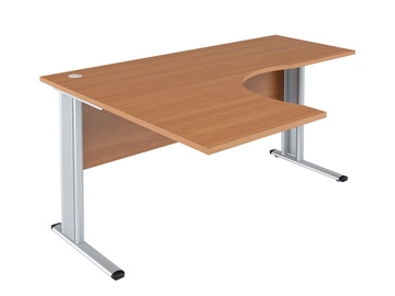 Skyland Imago-M SA-4M L Ergonomic Office Desk Arosa Pear