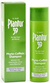 Šampoon DR. KUR WOLFF Plantur 39 Phyto-Caffeine, 250 ml