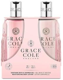 Grace Cole Body Care Duo 300ml Wild Fig & Pink Cedar