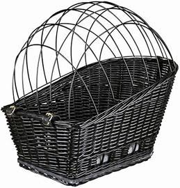 Trixie 13117 Pet Bicycle Basket For Bike Racks 35x49x55cm Black