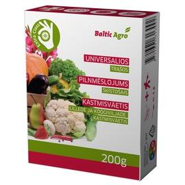 Trąšos universalios Baltic Agro, 0.2 kg