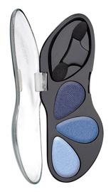 Deborah Milano Hi-Tech Eyeshadow Trio 2.4g 04 Light Blue