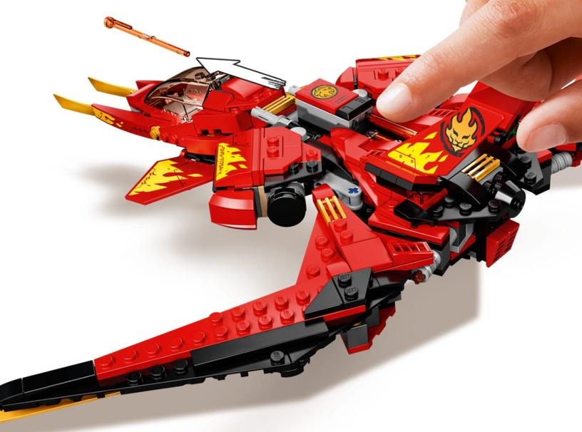 Конструктор LEGO®Ninjago 71704 Истребитель Кая