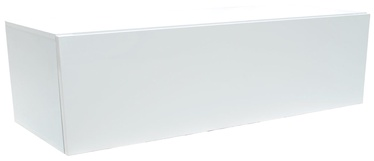 ТВ стол Top E Shop RTV Vida 3, белый, 380 мм x 1400 мм x 400 мм