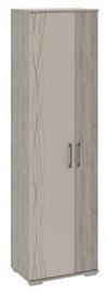Skapis MN Flai Sonoma Oak, 53.2x36x186 cm
