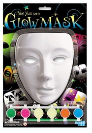 4m Do It Yourself Glow Mask