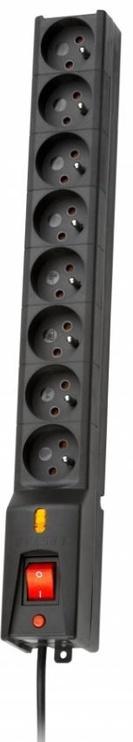 Lestar Surge Protector 8 Outlet Black 5 m