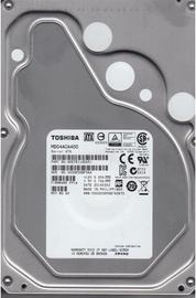 Toshiba 4TB 7200RPM SATAIII 128MB MD04ACA400
