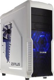 Zalman Case Z3 Plus Midi Tower Insulated White