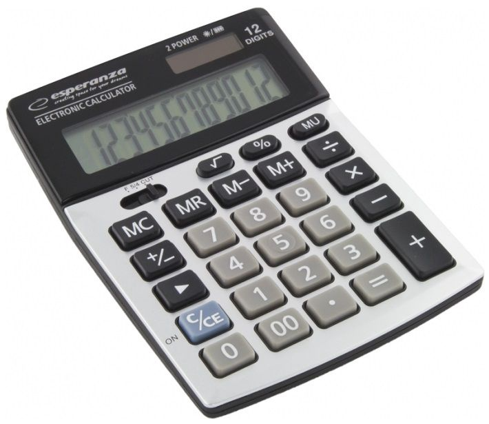 Esperanza Desktop Calculator Newton ECL102