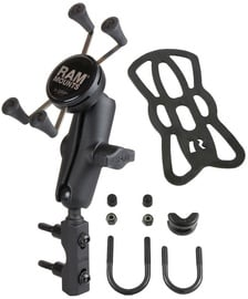 Telefono laikiklis Ram Mounts X-Grip Phone Mount With Motorcycle Brake/Clutch Reservior Base