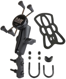 Ram Mounts X-Grip Phone Mount With Motorcycle Brake/Clutch Reservior Base