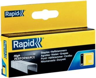 Kabės Rapid 11835625, 13, 8 mm, 2500 vnt.