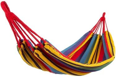 Võrkkiik Royokamp Classic 1031149, sinine/punane/kollane/roheline, 200 cm