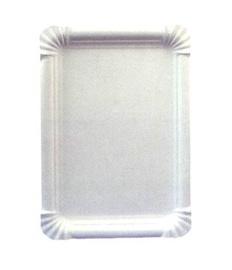 Pap Star Plastic Trays 20x13cm 25pcs