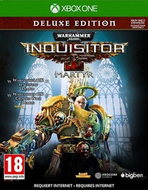 Warhammer 40,000: Inquisitor – Martyr Deluxe Edition Xbox One