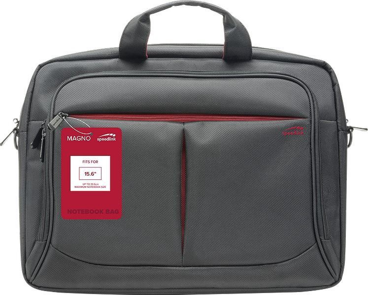 """Speedlink Magno Notebook Bag 15.6"""" Black"""