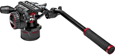 Manfrotto Nitrotech N8 Fluid Video Head MVHN8AH