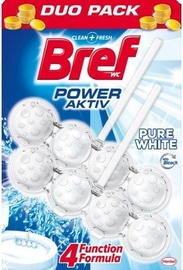 Henkel Bref Power Aktiv Pure White 2x50gr