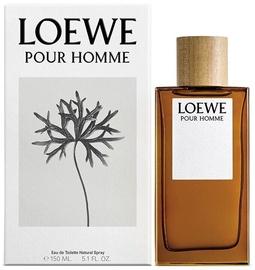 Tualetes ūdens Loewe Pour Homme EDT, 150 ml