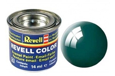 Revell Email Color 14ml Gloss RAL 6005 Moss Green 32162