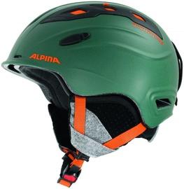 Alpina Snow Mythos Dark Green 55-59