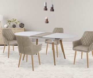 Halmar Dining Table Caliber San Remo Oak